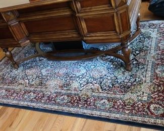 Another  view  of area  rug.