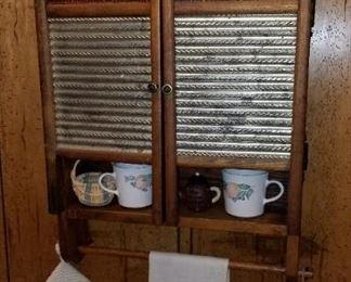 Fun Small Country Cupboard