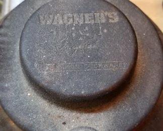 Wagners 1891 Kettle needs reconditioning