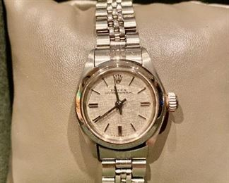 Rolex Lady Oyster Perpeutual