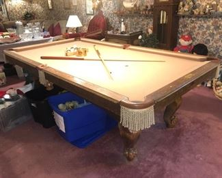 Pool table - priced to sell!