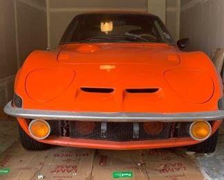 1971 Opel GT For Restoration