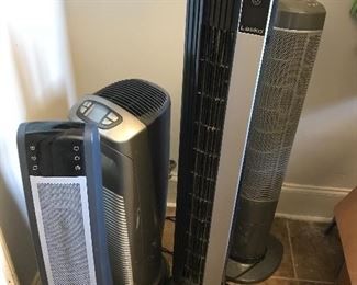Selection of Heaters