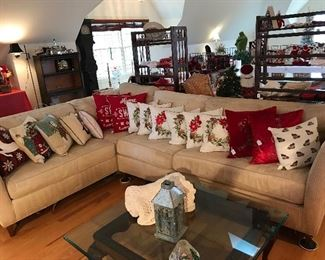 UNIQUE BEAUTIFUL HOLIDAY PILLOWS