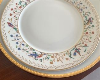 Tiffany & Co Audubon plates