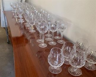 Unchipped Waterford crystal