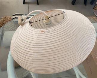 Noguchi lamp - no holes