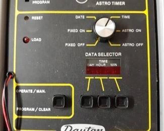 Dayton Time Switch
