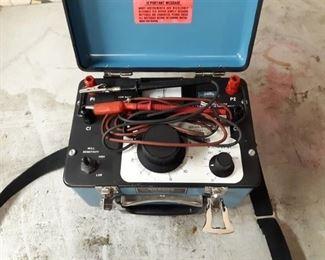 NEL Soil Resistance Meter Model 400