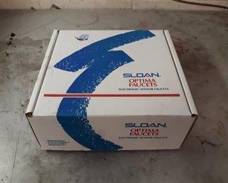 Sloan Optima Faucets - Electronic Sensor Faucet