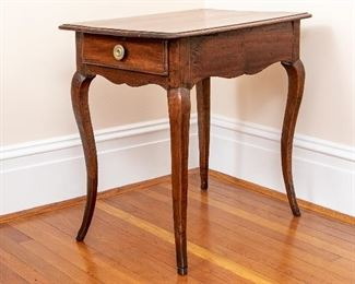 18/19 Century Country French Side Table