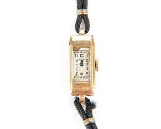 REVISED 11/9 Vintage 14K Gold Filled Ladies Watch