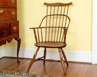 Comb Back Windsor Chair #2
