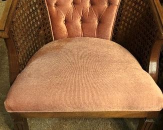 FRENCH PROVENCIAL SIDE CHAIR