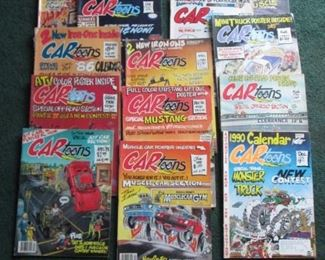 Vintage CARtoons Magazines