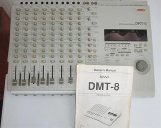 Fostex  DMT-8 Digital Multitracker
