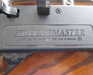 760 Pumpmaster BB Gun