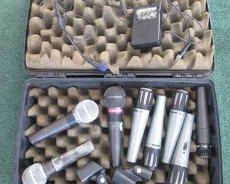 Misc. Microphones