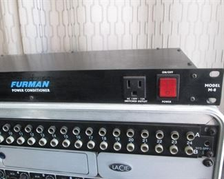 Furman Power Conditioner  Mod. M-8