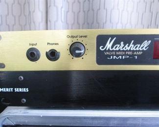 Marshall Valve Midi Pre-Amp  Mod. JMP-1