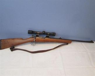 300 Savage Rifle