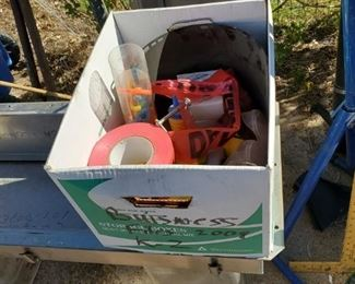 tape and Welding supplies