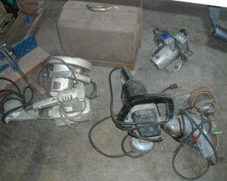 Vintage power toold