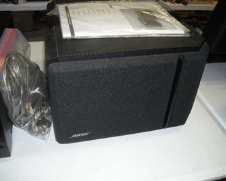 Left/Right  Bose Series 201 speakers