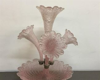 Antique epergne