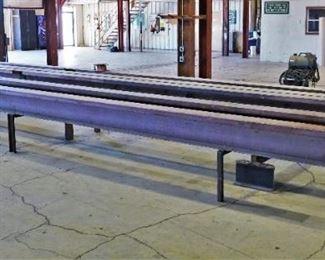 I-beam weld table