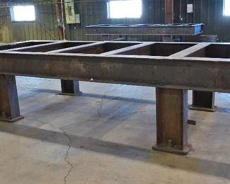Weld table