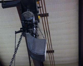 1/2 ton jib crane