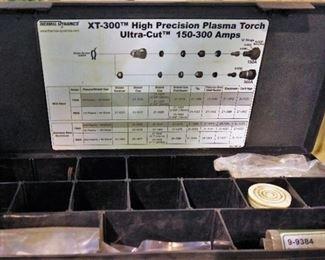 Koike-Aronson Mastergraph II Millennium series plasma cutting table