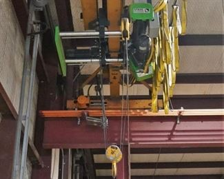2-ton bridge crane