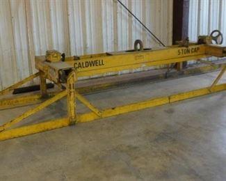 Caldwell 5-ton sheet lifter