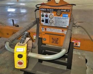 Anver VPE1 4-ton sheet lifter