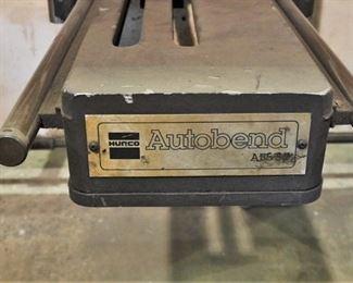 Hurco AB5-S6 Autobend