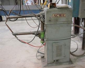 Acme rocker arm spot welder model 3-24-50