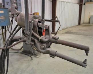 Robotron/Acme swing arm spot welder (electrical problem)