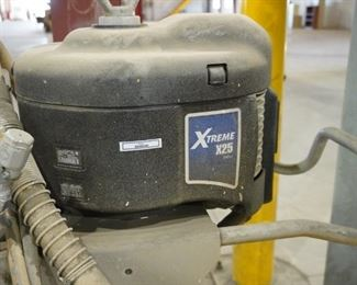 Graco Xtreme X25 paint sprayer