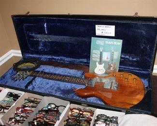 Vintage Travis Bean TB-1000s electric guitar w/ case