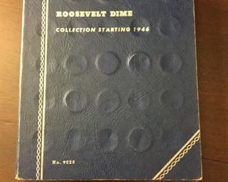 Roosevelt dime collection starting 1946 https://ctbids.com/#!/description/share/273076
