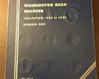 Washington head quarter collection 1932 to 1945 https://ctbids.com/#!/description/share/273077