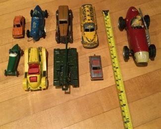9 Metal cars https://ctbids.com/#!/description/share/273001
