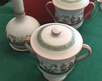 D.B. & Co. Tobacco Jars and Vase https://ctbids.com/#!/description/share/273015