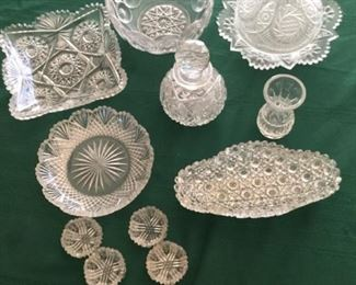 Cut Glass Bowls and Small Dishes https://ctbids.com/#!/description/share/273008
