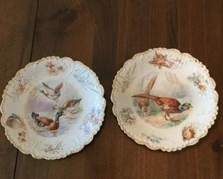 W Austria Fowl Plates https://ctbids.com/#!/description/share/273030