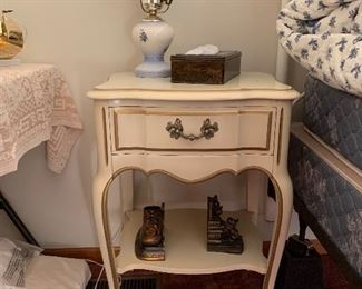 French provential nightstand, NICE!!