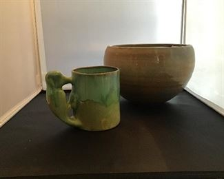 Shearwater Mug and Bowl