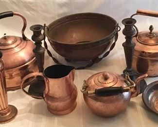 Assorted Copper